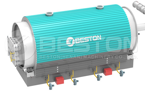 Beston Pyrolysis Plant